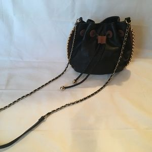 Big Buddha, Bucket bag, Cross body, Faux leather